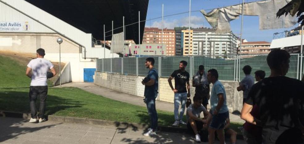 Nuevo boicot a los entrenamientos de Real Avilés Gestión Deportiva
