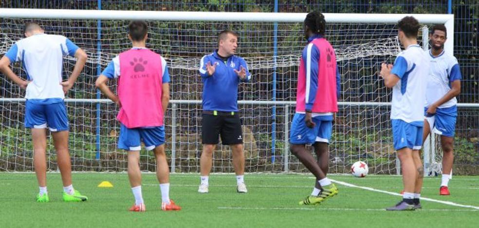 Real Avilés | «El Marino es el mejor equipo de la categoría, pero esto es fútbol»