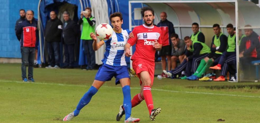El Avilés cae por la mínima ante el Marino (1-2)