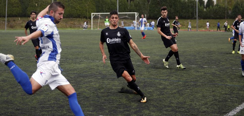Real Avilés | «Tenía pensado dejar el fútbol e Iván Palacios me convenció para seguir»