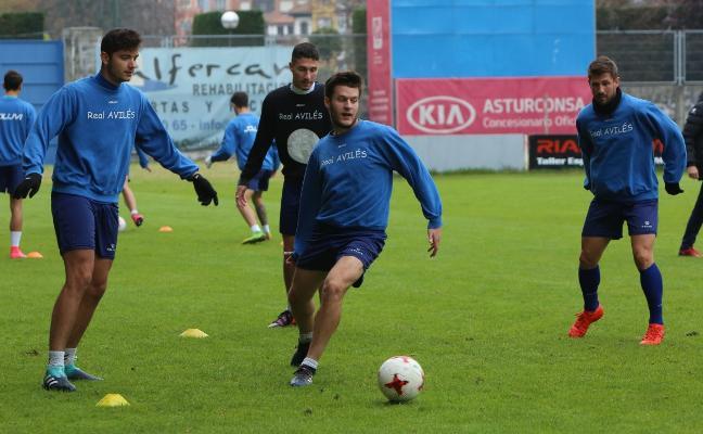 Real Avilés | «El equipo está mejorando en todas las facetas y saldremos adelante»