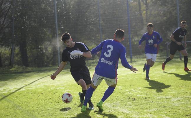 Real Avilés | «El equipo sólo piensa en sacar esta situación adelante», dice Anselm