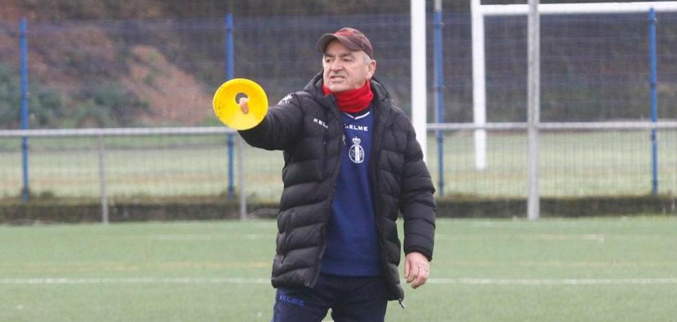 Real Avilés | Xiel: «El partido ante el Siero es muy importante para nosotros»
