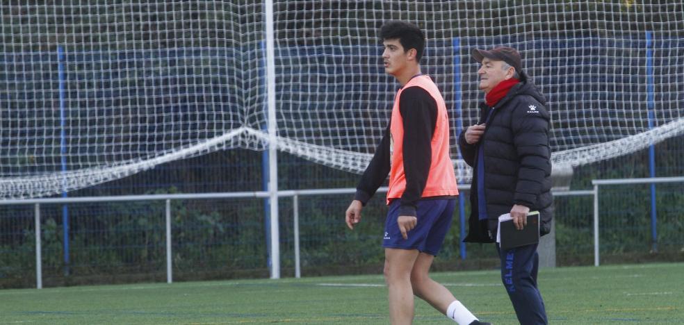 «Quería volver a jugar en España y el Real Avilés es una buena oportunidad», dice Nico Pandiani