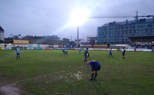 Victoria para el Marino (4-1) en el encuentro ante el Real Avilés