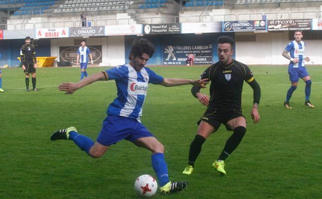 Balsámica victoria del Avilés ante el Lugones (3-0)