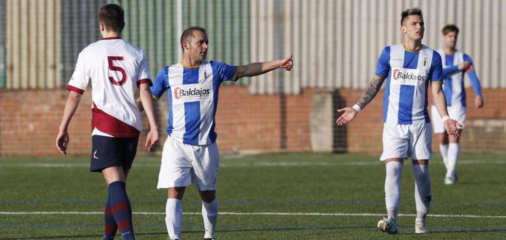 Debacle del Avilés en Santa Cruz (Gijón Industrial 4-1 Real Avilés)