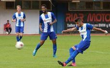 El Real Avilés vence al Valdesoto y sale del descenso directo (Valdesoto 0 - 2 Real Avilés)