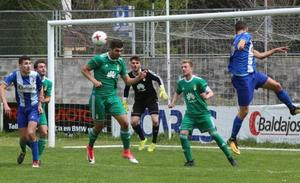 Cruel derrota del Avilés ante el Oviedo B (0-1)