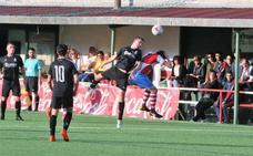 El Avilés no pasa del empate en Llanera (Llanera 1-1 Real Avilés)