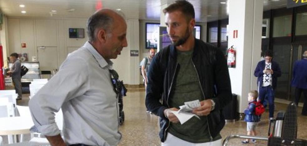 Valentini llega para reforzar la zaga del Real Oviedo
