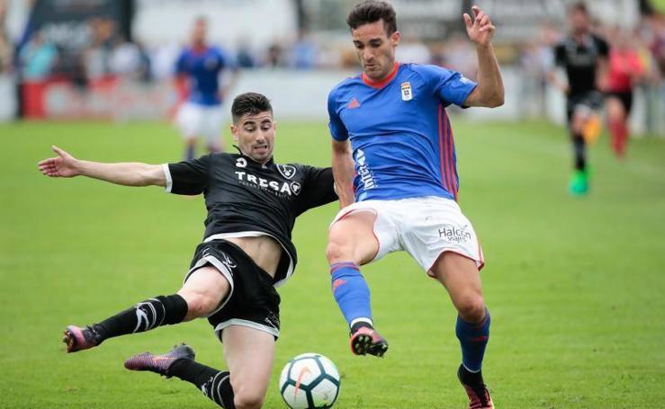 Las imágenes del Real Oviedo y Lealtad