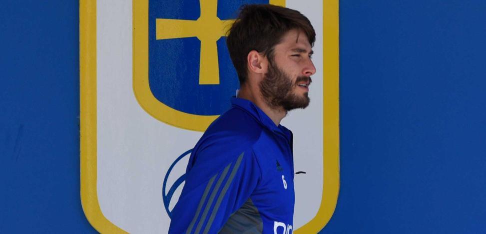El Real Oviedo despide a Jon Erice