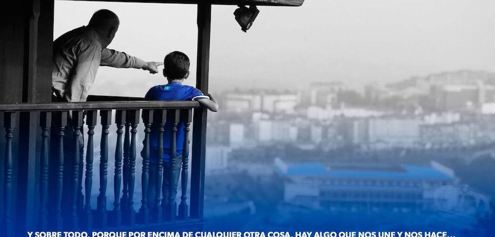 El Real Oviedo lanza su campaña de abonados con protagonismo para el Fondo Norte