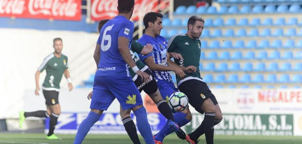 El Real Oviedo empata en Ponferrada