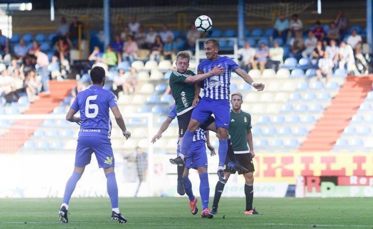 Los mejores momentos del Ponferradina-Real Oviedo