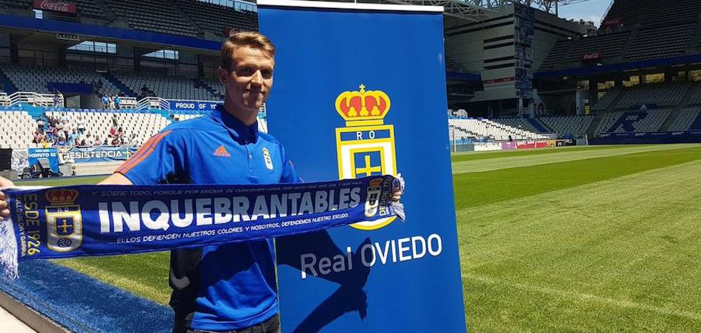 Real Oviedo | Hidi: «Es un gran paso en mi carrera»