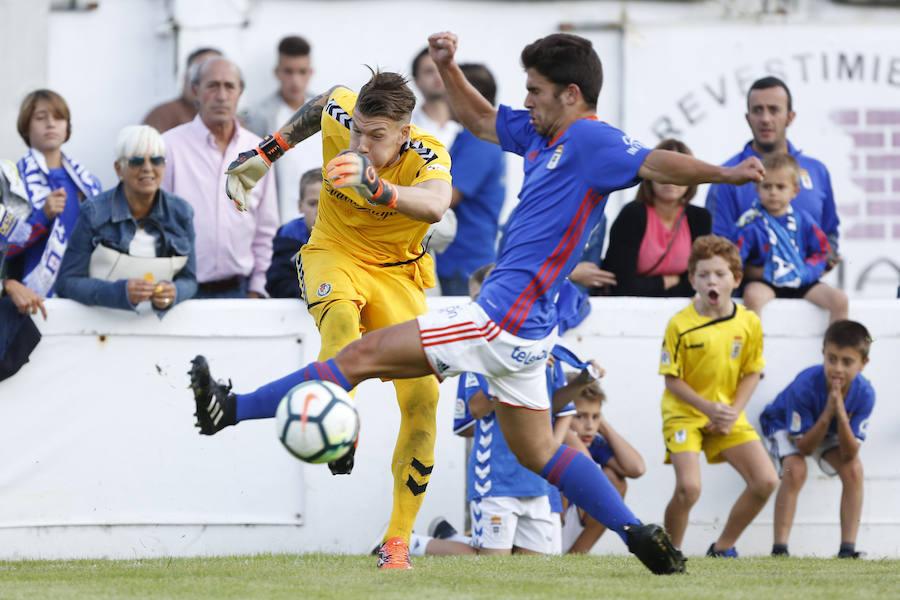 Real Oviedo 1 - Valladolid 0