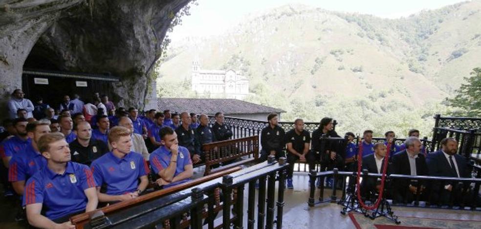 Real Oviedo | Fe en la mejoría azul para el nuevo curso