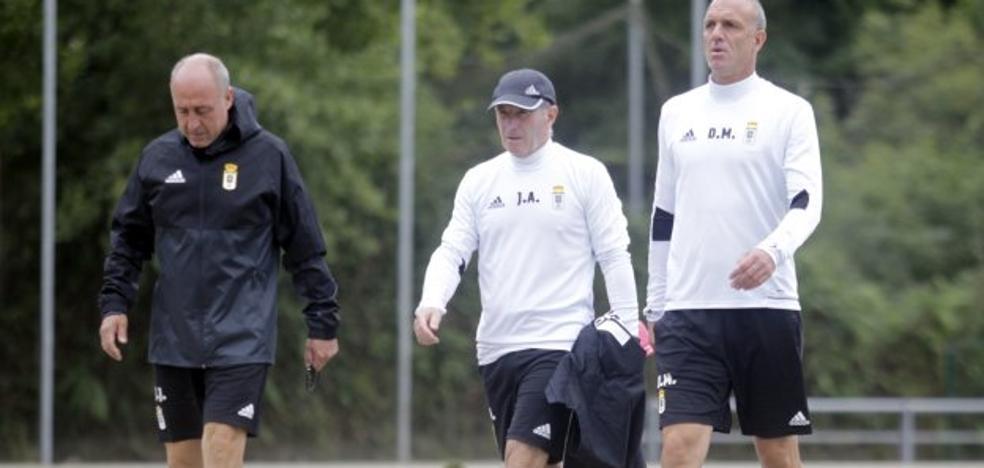 El Real Oviedo de Anquela echa a andar