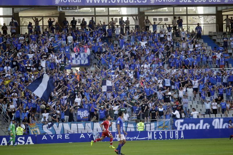 ¿Estuviste en el partido Real Oviedo-Rayo Vallecano? ¡Búscate!