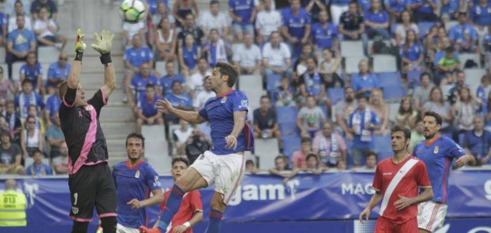 El Real Oviedo desilusiona al Tartiere