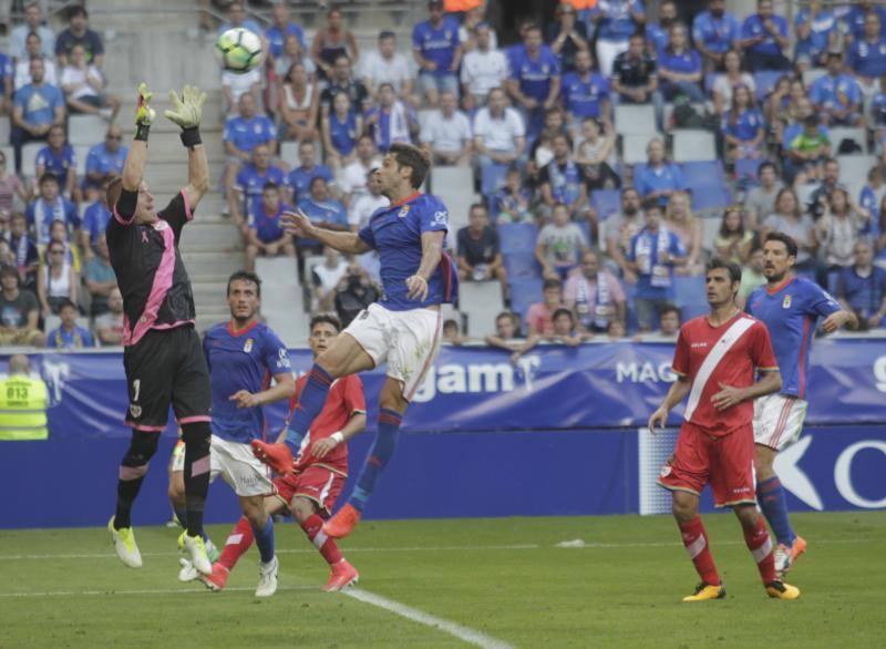 Real Oviedo 2 - Rayo Vallecano 3