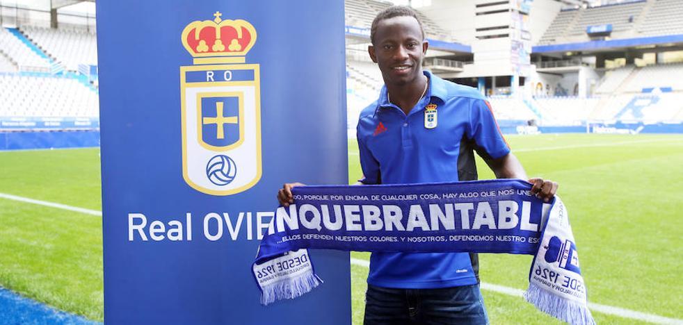 «Elegí al Real Oviedo porque es uno de los clubes más grandes de España»