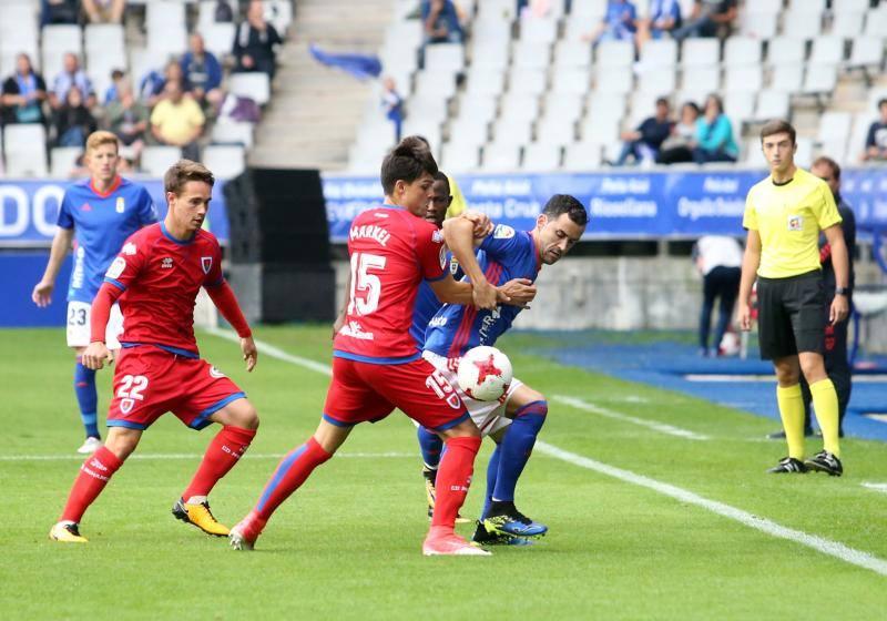 Real Oviedo 0 - Numancia 1