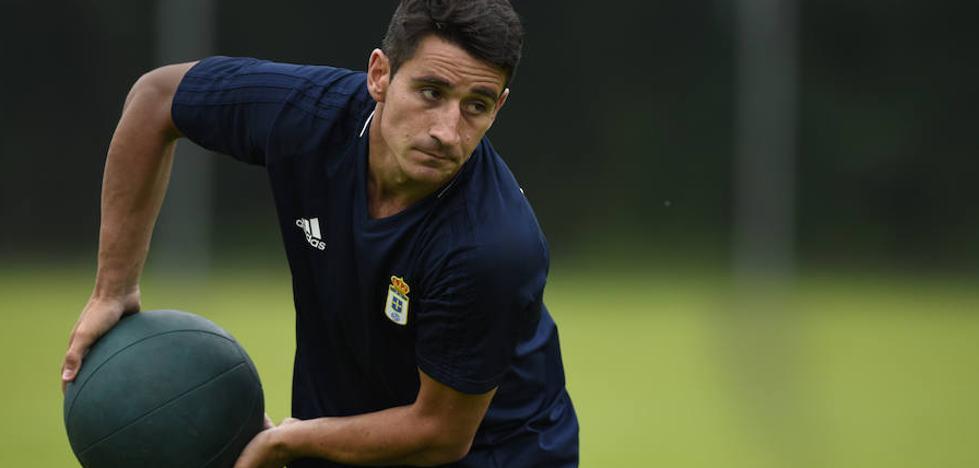 Real Oviedo | Berjón: «Demostramos que el equipo pelea hasta el final»