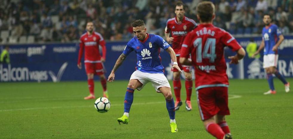 Real Oviedo | Otra ventaja desperdiciada