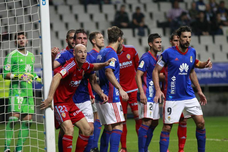 Real Oviedo 2 - 2 Zaragoza