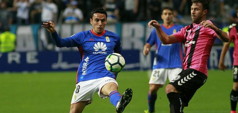 El Oviedo no remata la faena