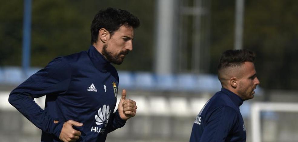 Real Oviedo | Toché: «Cada fallo nos penaliza»