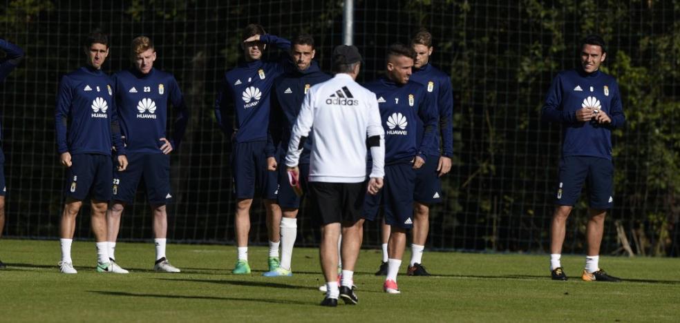 Real Oviedo | Mejoría tan pequeña como necesaria