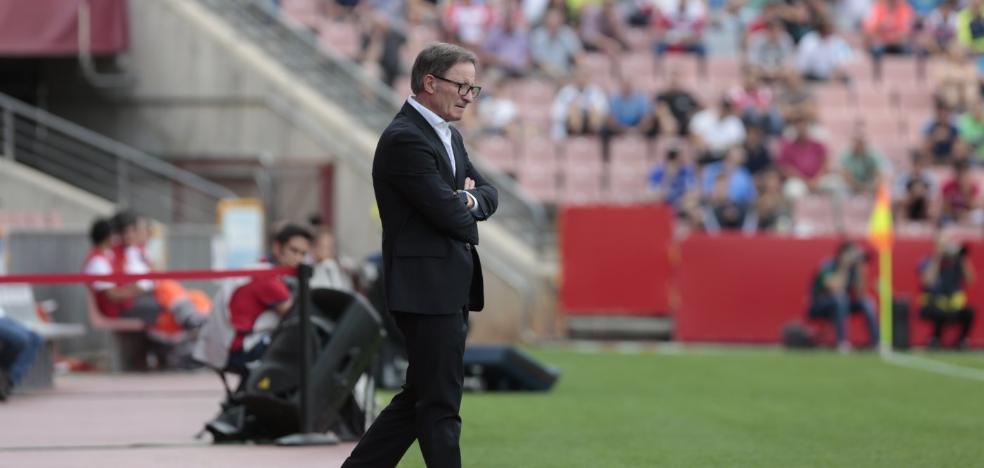 Real Oviedo | Sensaciones enterradas en Granada