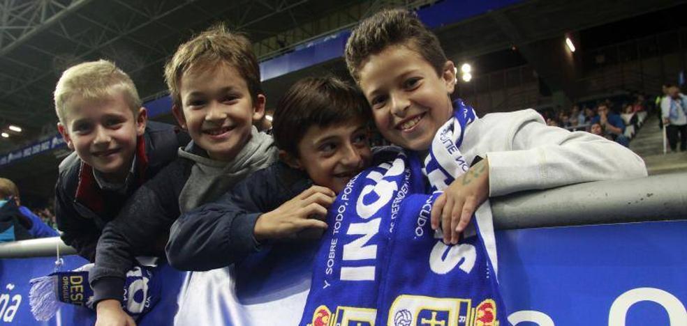 El Real Oviedo supera los 19.000 abonados
