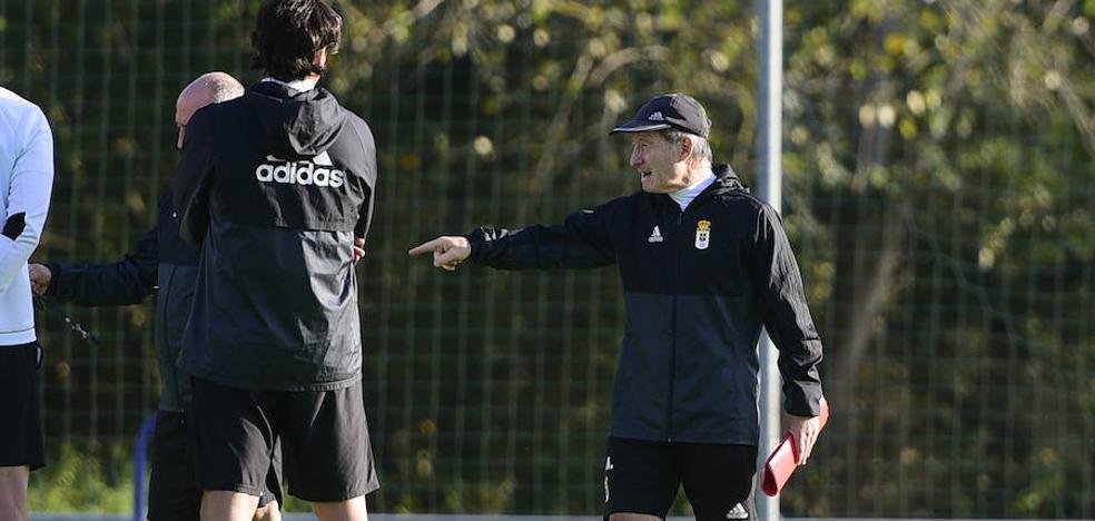 Real Oviedo | Anquela: «Esta categoría no permite errores»