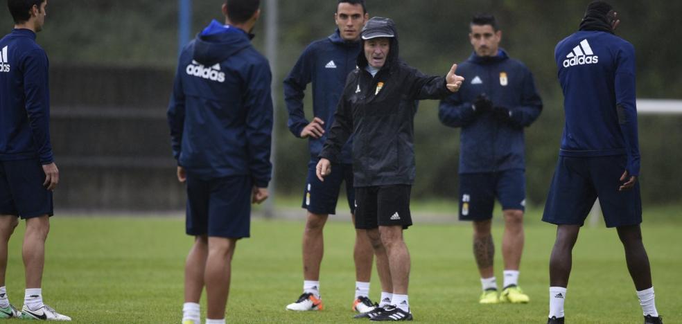El Real Oviedo, ante el reto de mejorar atrás