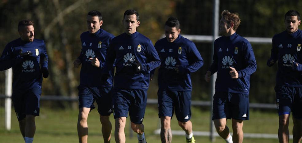 El equipo comienza a preparar el encuentro ante el Valladolid