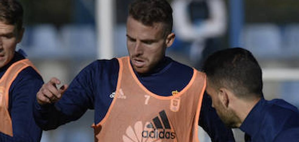 Real Oviedo | «Sabemos cómo podemos hacerle daño al Valladolid»
