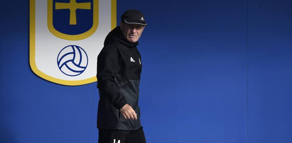 Real Oviedo | «Somos un equipo que no baja los brazos, pero no me gusta tener que remontar»