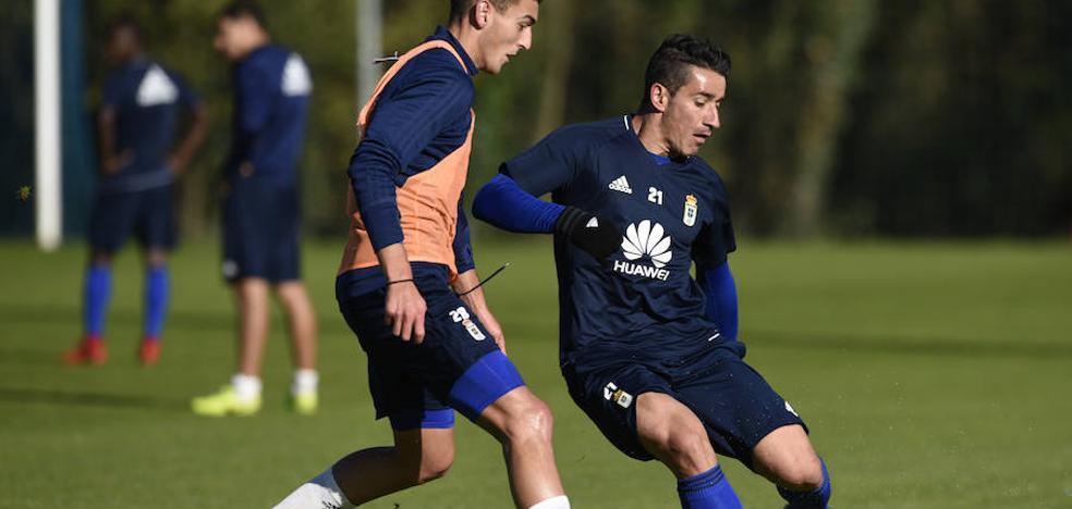 Real Oviedo | Pulso de pegada en la escalada azul
