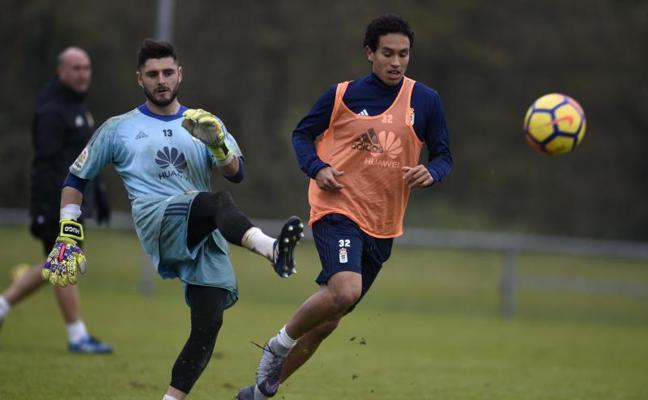 Real Oviedo | Anquela recluta a Steven para Valladolid