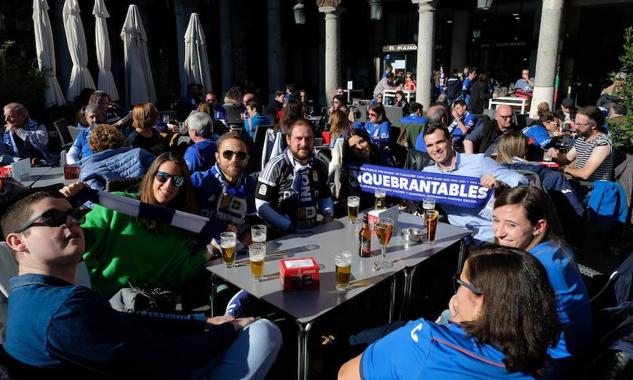 ¿Estuviste en el Valladolid – Real Oviedo? ¡Búscate!