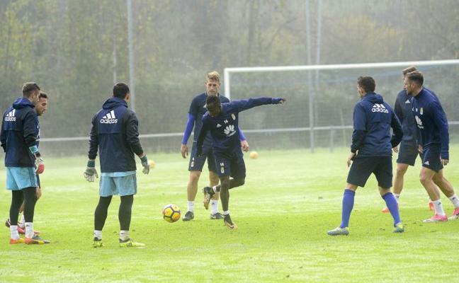 Real Oviedo | Folch: «Hay que ser más fuertes defensivamente»