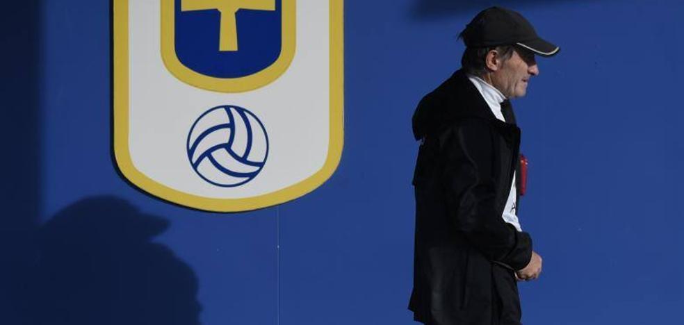 Real Oviedo | «Buscamos un equipo equilibrado y que juegue bien al fútbol»