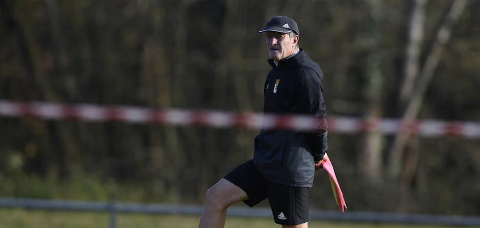 Real Oviedo | «Los sistemas son secundarios; cuenta la actitud y la predisposición al trabajo»