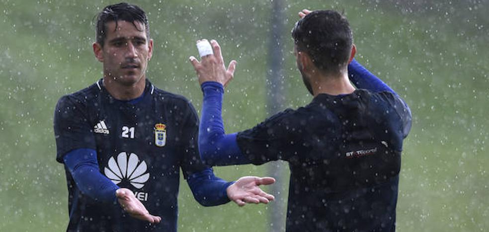 Real Oviedo | «Me encanta la responsabilidad»