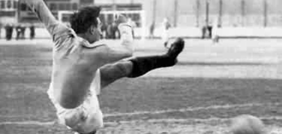 Lángara, mejor goleador nacional de todos los tiempos